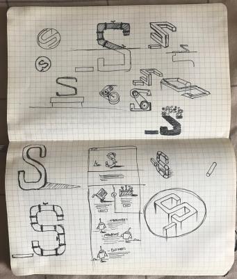 Some Underscores logo redesign concepts.