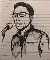 @johnmaeda speaking at WordCamp US 2016